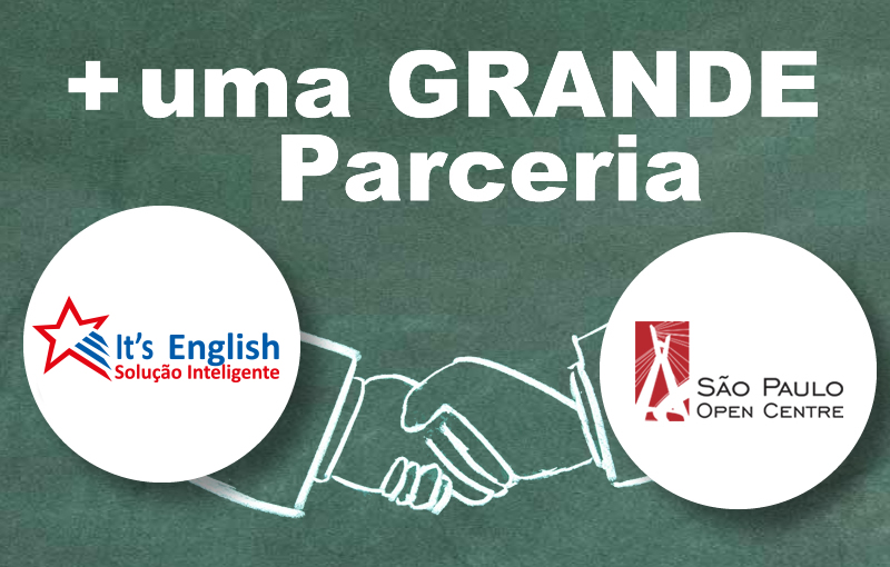 Parceiros de Projetos Educacionais – It's English (Distribuidora autorizada do curso Velawoods English)