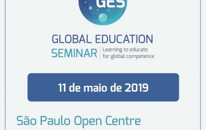 Seminário sobre Competência Global reúne grandes nomes da educação bilíngue e internacional