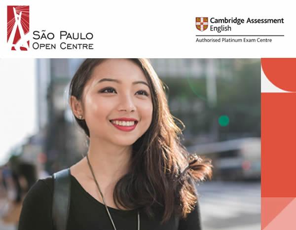 Reconhecimento Exames Cambridge English Higher Education
